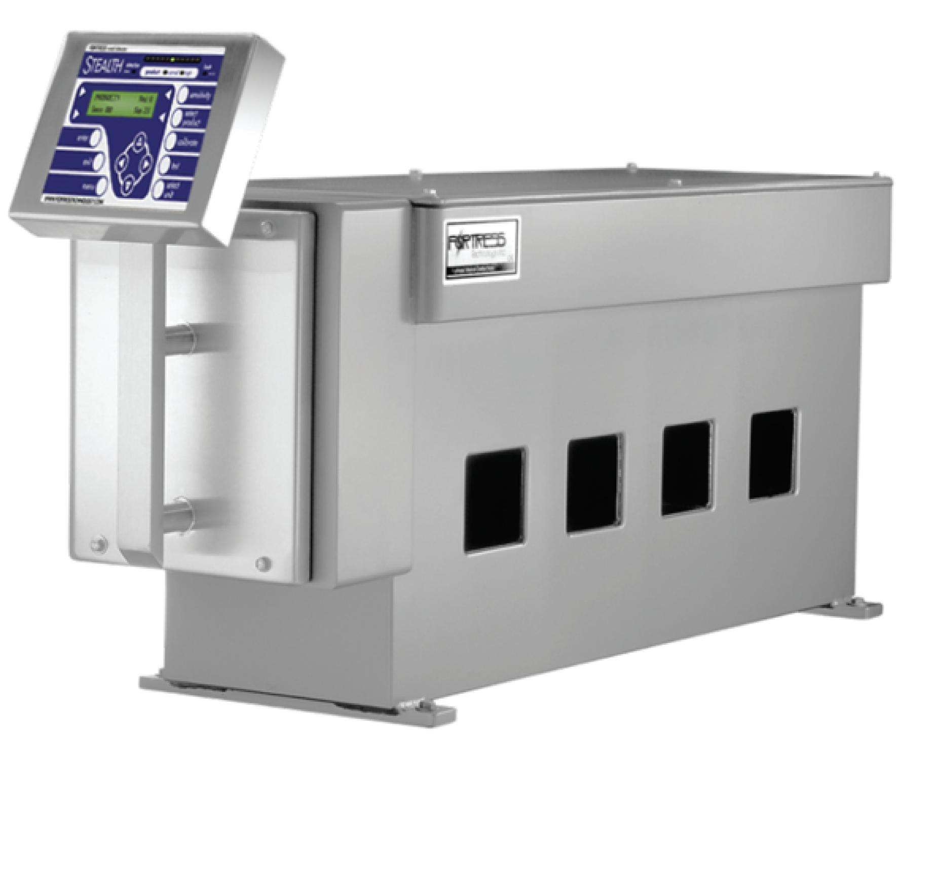 Multi Aperture Metal Detector